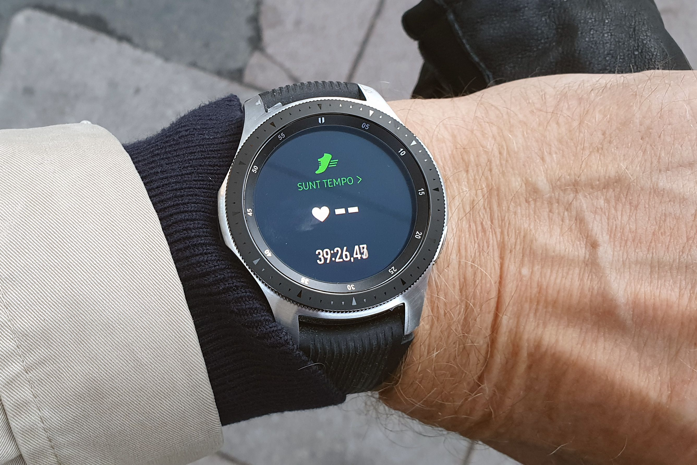 TEST: Samsung Galaxy Watch Digi.no